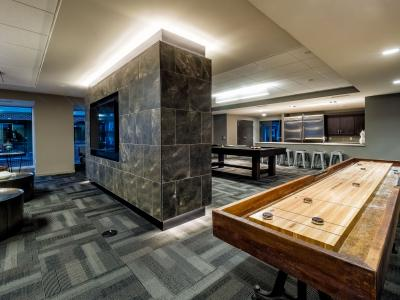 STRATA West Game Room