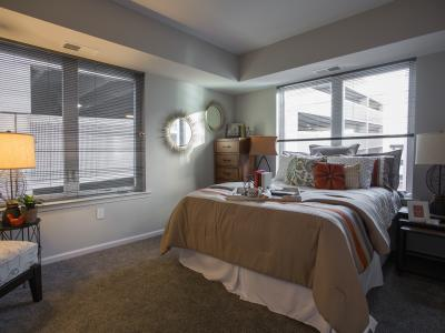 STRATA East Bedroom