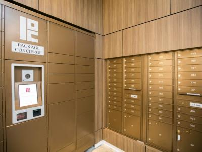 STRATA Mail Room