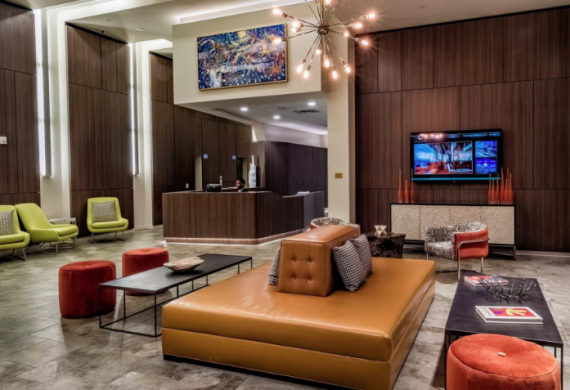STRATA Living - Apartment Lobby in Allentonw, PA